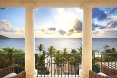 The Luxurious Sunrise House in Mustique