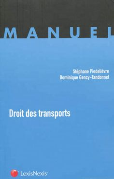 Une étude des principales problématiques concernant le droit des transports. Elle aborde le caractère national ou international du déplacement et la nature du moyen de transport.