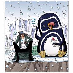 One Piece - Kuzan