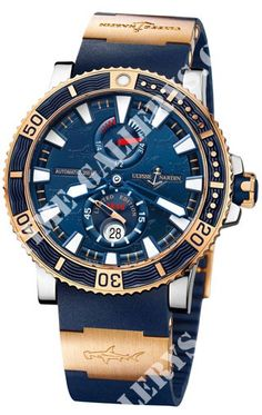 Ulysse Nardin Marine Collection Hammerhead Shark 265-91LE-3