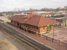 Cotton Belt Depot Train Museum