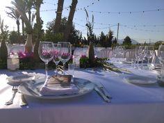#cateringya celebrando contigo tu #boda en el lugar que más te gusta.