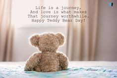 New 50+ Happy Teddy Day Quotes, Wishes And Saying Happy Teddy Day Images, Happy Teddy Bear Day, Happy Kiss Day, Big Teddy Bear, Kiss Day Quotes, Happy Quotes, Girlfriend Quotes, Sister Quotes, Quotes About New Year