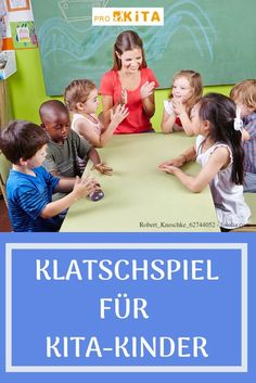 """Funny gossip game """"summer sun""""-Lustiges Klatschspiel """"Sommersonne"""" This varied game is suitable for young and old. You train the coordination of the children and have a lot of fun! Funny Babies, Funny Kids, Kindergarten Lesson Plans, Retro Humor, Summer Sun, Baby Feeding, Games For Kids, Children Games, Classroom Management"""
