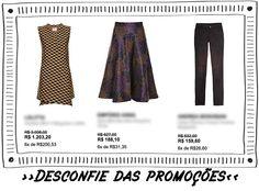 5 dicas para não errar comprando roupa online  »Dica 3: Desconfie das promoções