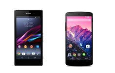 Google Nexus 5 vs Sony Xperia Z1: Everything You Need to Know Before Buying