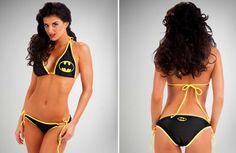 batgirl bikini