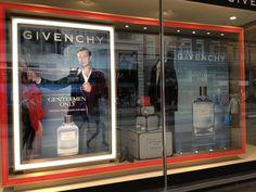 Givenchy John Lewis Window