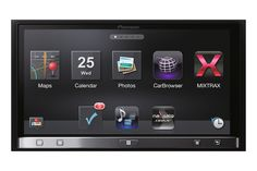 "Pioneer SPH-DA110 AppRadio for iPhone 4/5, Android 7"" Multi-Touch Screen !!"
