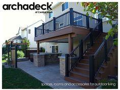 patios and decks | - Patios, Porches, Sunrooms, Pergolas, Decks in Des Moines | Patios ...