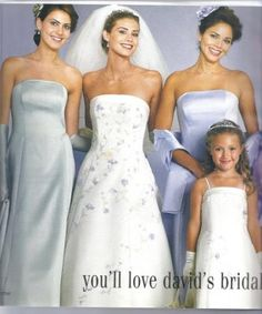 Davids Bridal CT3052 Santa Monica