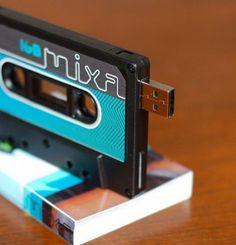 Cassette Tape USB Dr...