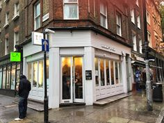 Cheese and Biscuits: Kanada-Ya, Covent Garden