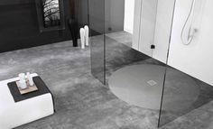 Plato de ducha- A rounder shower! Fiora Touch Your Bathroom