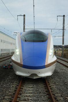 JR-EAST E7 HOKURIKU Shinkansen | KEN OKUYAMA DESIGN