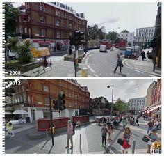 - Urban Transformation - Another! Urban Ideas, Pedestrian, Urban Design, Street View, London, Architecture, Public Spaces, Mtg, City