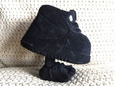 Michael Lau Crazysmiles Nike mixtra Mr. Shoe Sample Normal Black Large #MichaelLau