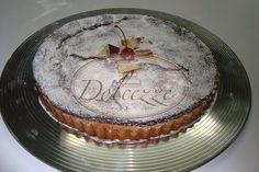 Tarta de Chocolate oscuro con nuez tipo fudge