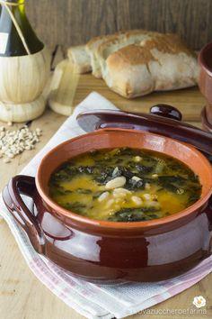 zuppa fagioli cavolo nero ricetta toscana