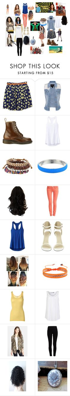 """Austin and ally"" by masokastylerocks ❤ liked on Polyvore featuring maurices, Dr. Martens, Athleta, Aéropostale, Marc by Marc Jacobs, 7 For All Mankind, Mishky, By Malene Birger, ONLY and Chaus"