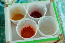 Soap colourants for silk soap at Soap Making Essentials