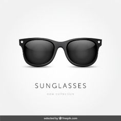 9ed5828ee7 Sunglasses isolated Vector Free