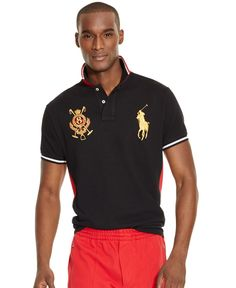 Polo Ralph Lauren Short-Sleeve Polo