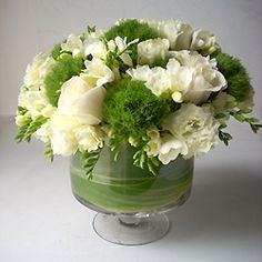 Que lindo arreglo de flores...es de www.atacam.com