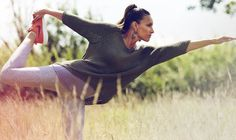 AS the autumn rush to sign up to fitness classes gathers pace, a new label is strutting its bright, bold stuff on the casual fashion scene, says Maisha Frost.