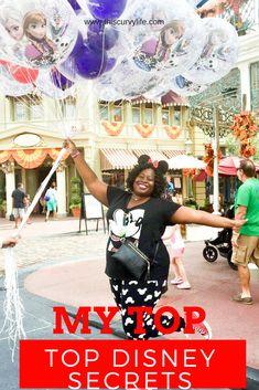 Top Disney World Secrets
