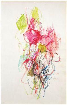 Joan Mitchell, Untitled, 1967.