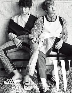 JB & YoungJae - W KOREA