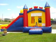 bounce house/castle