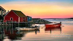 ***Peggy's Cove (Nova Scotia) by Trevor Pottelberg Photography (@trevorpottelberg) on Instagram
