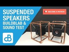 In this video I talk about the design and building of this project, and the decisions I made along the way. I also answer and respond to some of the question. Hifi Audio, Stereo Speakers, Acoustic, How To Become, This Or That Questions, Building, Youtube, Log Projects, Home Stereo Speakers