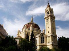 Iglesia de San Manuel y San Benito. Madrid