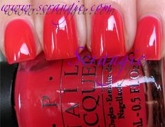 Scrangie: OPI Texas Collection Spring 2011 Swatches and Review (need the sorbets)