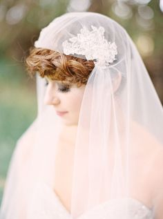 Ethereal Juliet Cap | Milton Photography | Vibrant Florals and Preppy Patterns for a Fall Wedding
