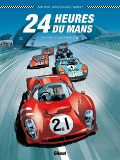 Read online 24 Hours of Le Mans 1964 1967 on Sport Cars, Race Cars, Le Mans 24, La Mans, Course Automobile, Ford Gt40, Car Illustration, Illustrations, Vintage Race Car