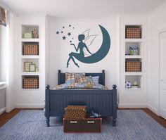 adesivi murali low cost, Magic Moon