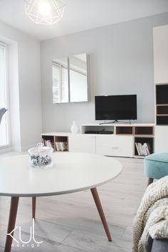 Skandynawski styl z odrobiną retro. Mieszkanie projektu Kul design - PLN Design