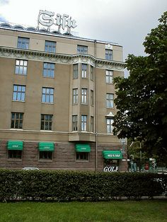 Extinct, Helsinki, Destinations, Multi Story Building, Mansions, House Styles, Photos, Home Decor, Pictures