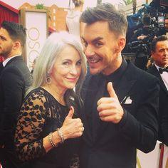 JARED LETOVerified account @JaredLeto Mom + @ShannonLeto on the #Oscars Red Carpet - http://instagram.com/p/lQG8J8TBY7/  8:37 PM - 7 Mar 2014