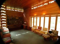 Frank Lloyd Wright - Click image to find more Home Decor Pinterest pins
