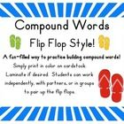 A fun-filled way to practice building compound words! Simply print in color on cardstock.   Laminate if desired.  Students can work  independently,...