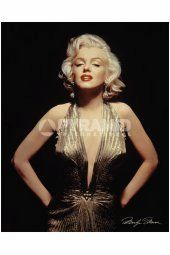 """In this undated publicity photo courtesy Running Press, Marilyn Monroe is shown wearing a knife-pleated gold lamé gown made from """"one complete circle of fabric."""" She wore this dress in """"Gentlemen Prefer Blondes."""" Monroe passed away a half-century ago Marylin Monroe, Fotos Marilyn Monroe, Marilyn Monroe Poster, Glamour Hollywoodien, Old Hollywood Glamour, Classic Hollywood, Hollywood Jewelry, Hollywood Star, Hollywood Glamour Photography"""
