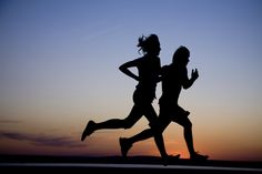 11.) We are the best long distance runners on the planet, so much so that we used to run after our prey until they died from exhaustion.