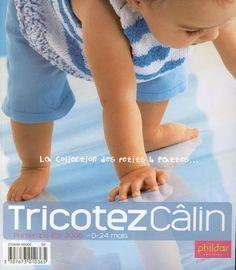 No 16 Poncho aig. No 3,5 et 4, Phildar Tricotez Câlin printemps-été 2006 Vu...