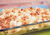 Witlof uit de oven met appel en walnoten - Voedzaam en Snel