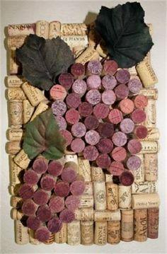 Wine Cork Art and Accessories - Wine Cork Art - Redding, CA
